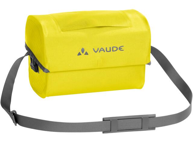 VAUDE Aqua Box - Sac porte-bagages - jaune